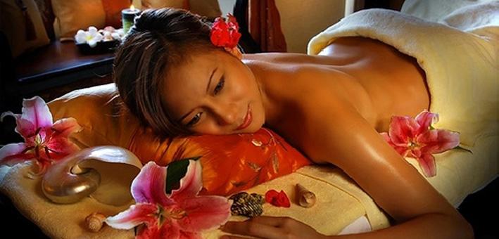 Тайский массаж стоп, головы, лица и шеи